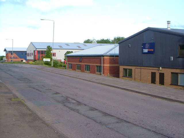 Devonshire Road, Heath Park Industrial Estate, Honiton
