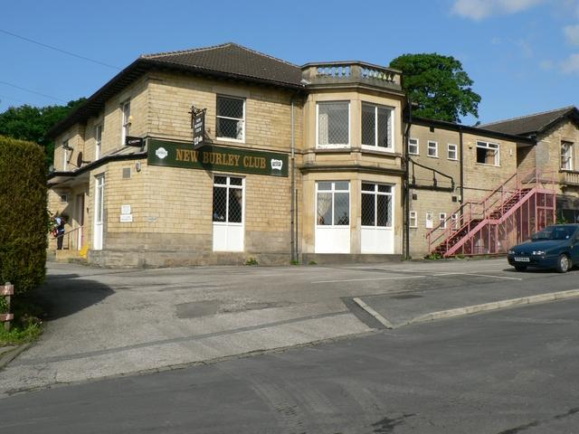 New Burley Club, Burley Hill Drive, Kirkstall, Leeds