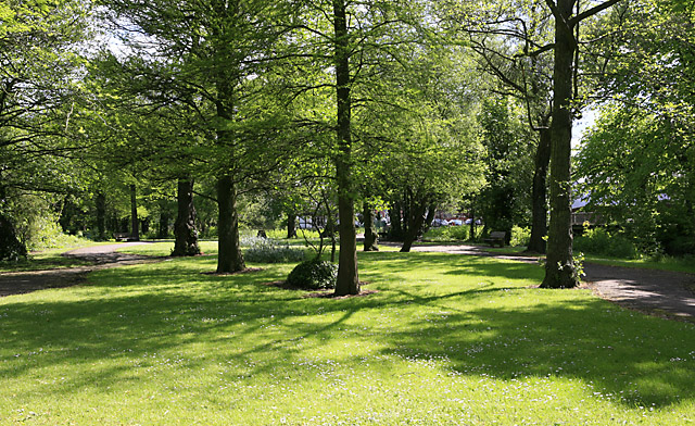 Jubilee Gardens, West Street, Ringwood