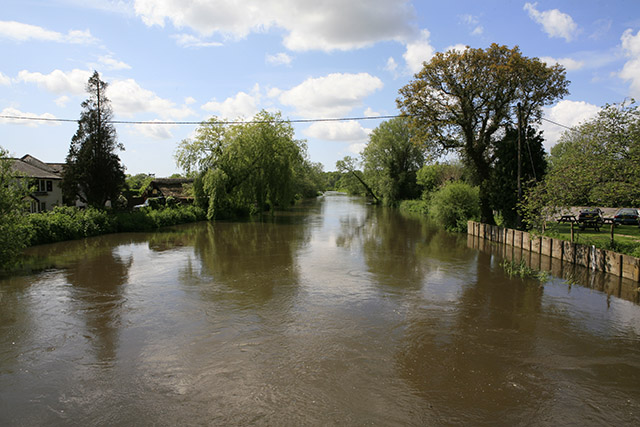 River Avon from West Street, Ringwood