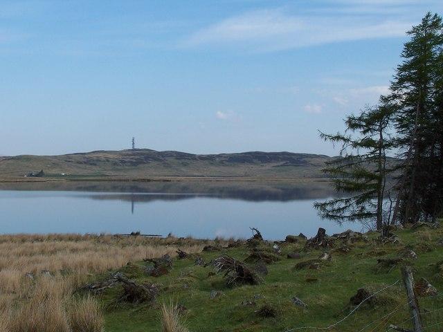 Scroggy Bank and Loch Thom