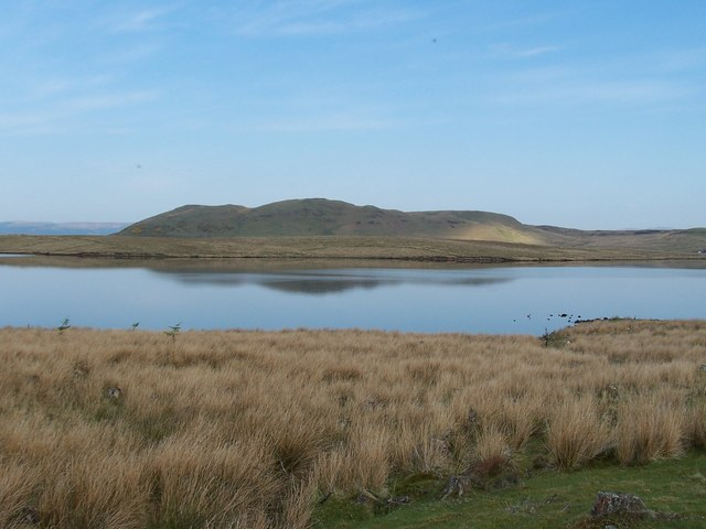 Dunrod Hill and Loch Thom