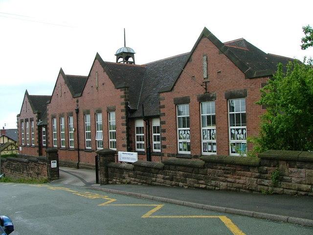 Biddulph Moor First School