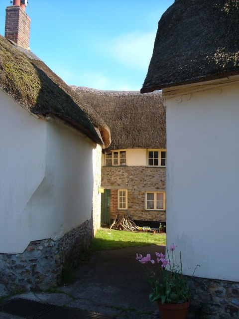 Cottages at Gittisham