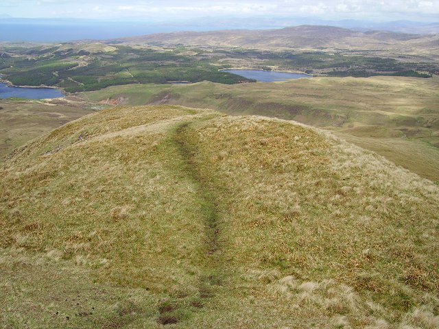 Tourist route, Ben Hiant