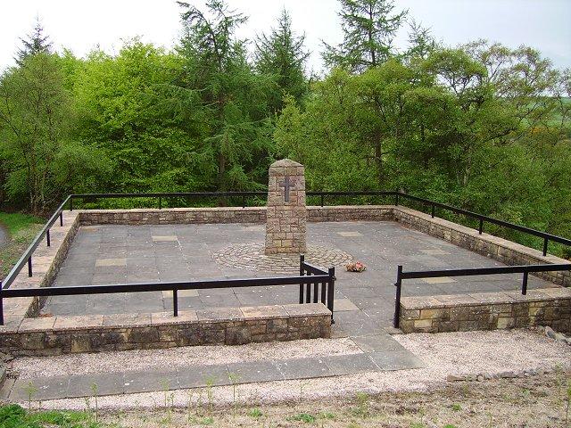 Penmanshiel Monument