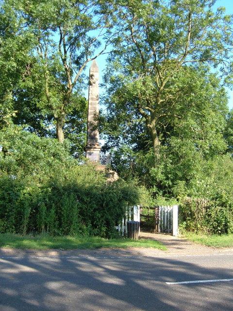 Naseby Obelisk