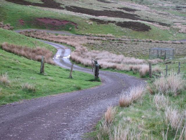 Bendy track