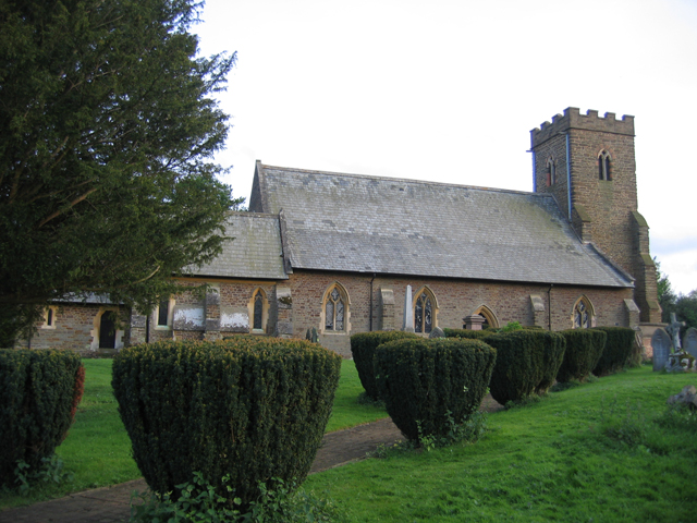 St Mary's Church, Haynes, Beds