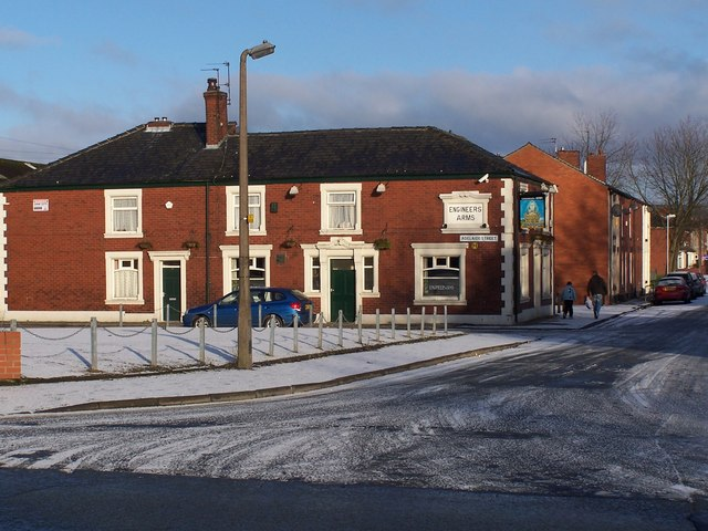 Engineers Arms Heywood