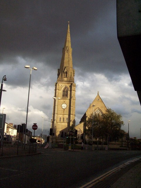 St Lukes Heywood
