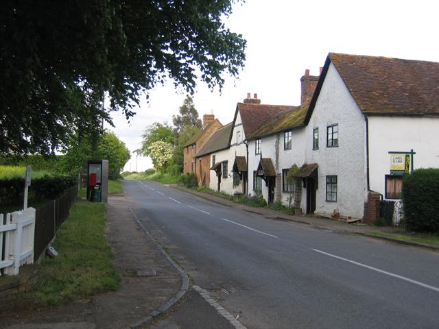 Cottages, Haynes Church End, Beds