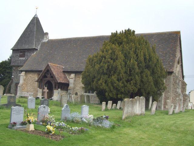 St Nicolas Church.