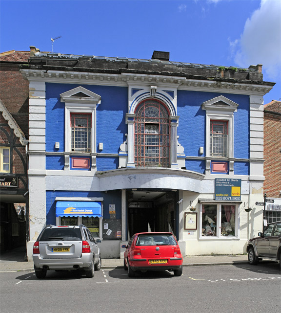 Former Cinema, Market Place, Ringwood