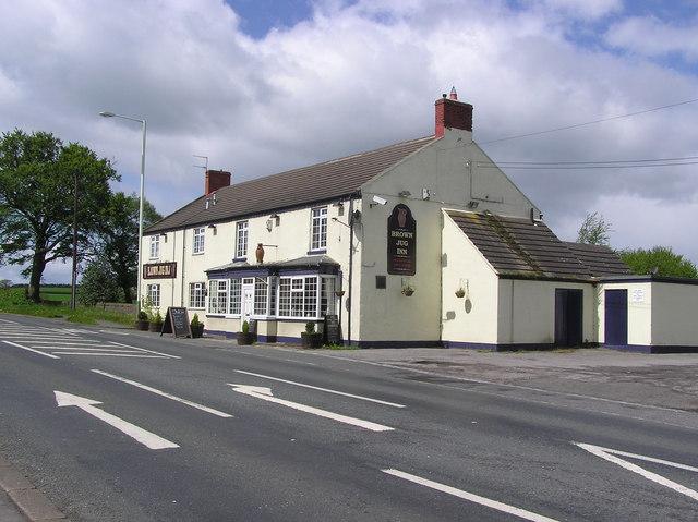 Brown Jug Inn ; Evenwood Gate