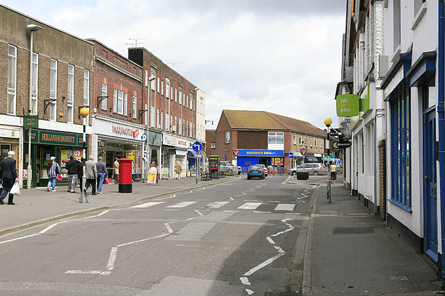 Southampton Road, Ringwood