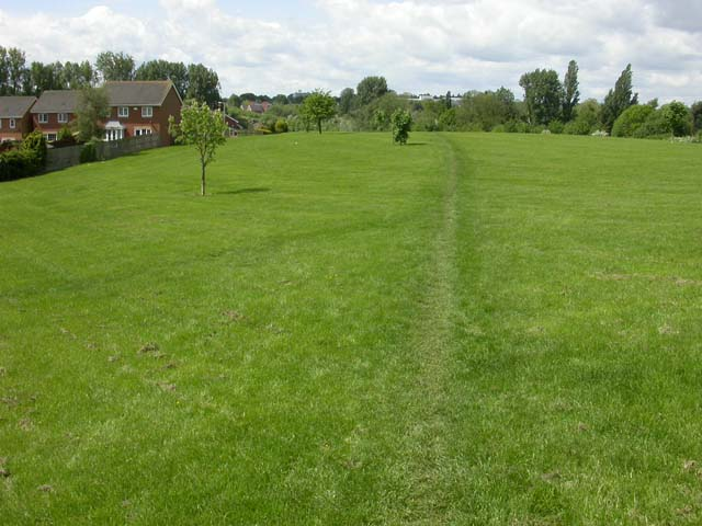Parkland with Footpath