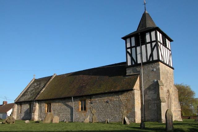 Defford Church