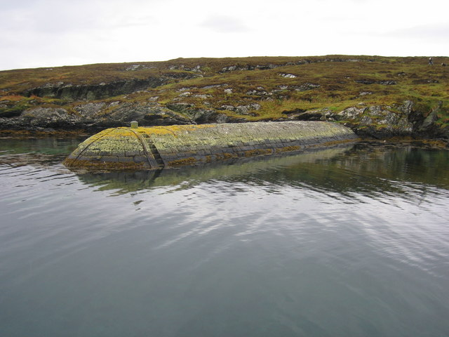 Breakwater Scalasaig, Colonsay