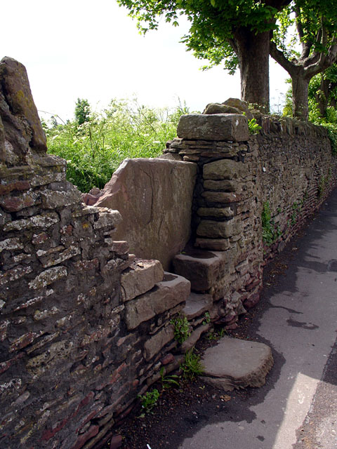 Stile on Rodway Road