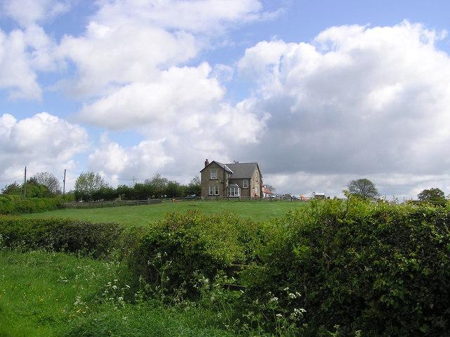 Valetha House : Wackerfield