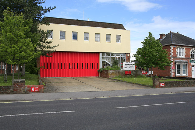 Fire Station, Christchurch Road, Ringwood