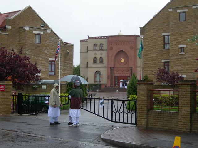Mohammedi Park Masjid Complex