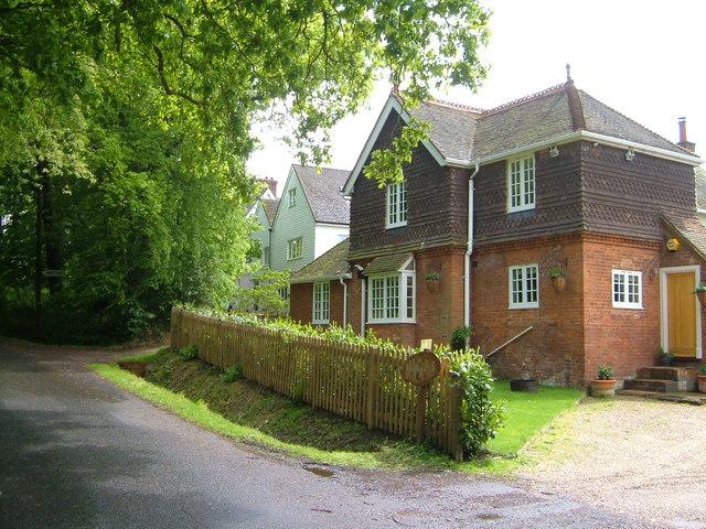 Reeds Lane, near Shipbourne
