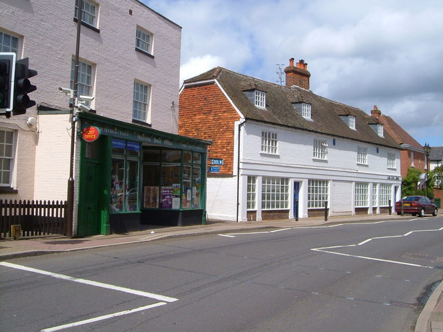 High Street, Hadlow