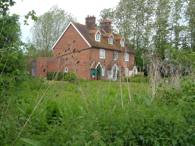 Leys Cottages, Beltring