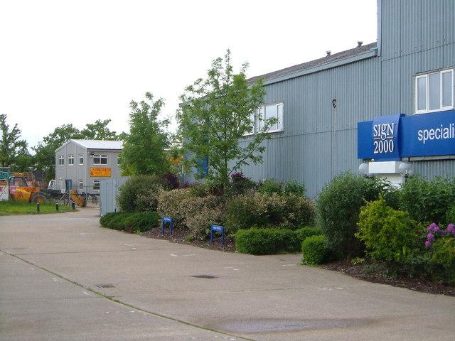 Leys Industrial Park