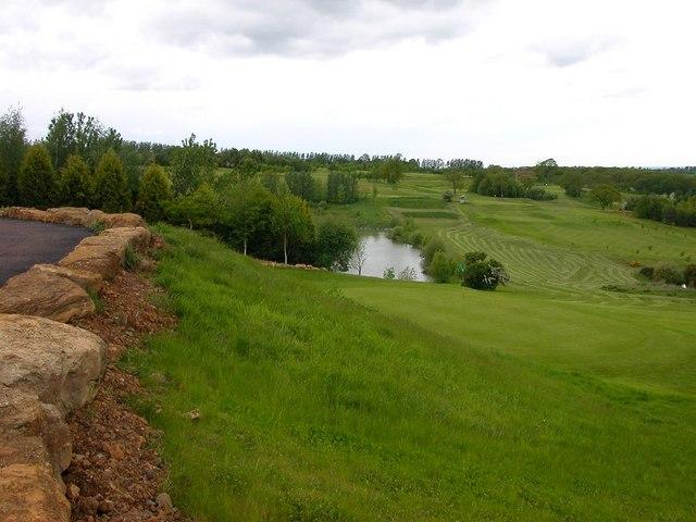 Hellidon Lakes Golf Course