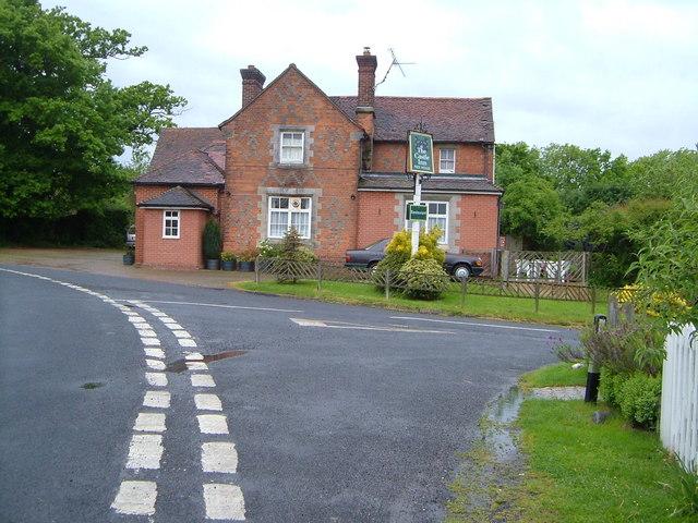 The Castle Inn, Castle Hill.
