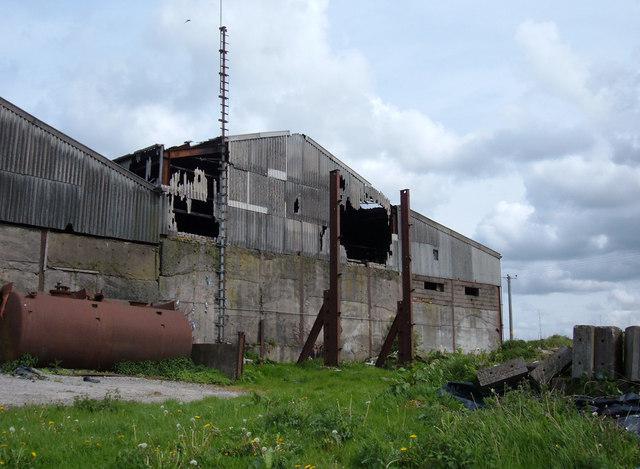 Whitfield farm, Shaw