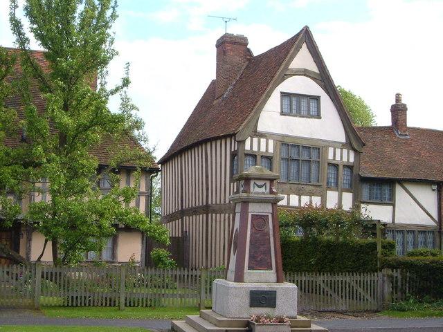 Shakespeare House, Headcorn