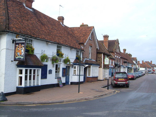High Street, Headcorn