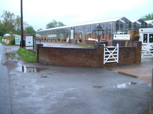 Greenways Garden Centre, Bethersden