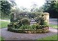 SJ5871 : Delamere Park Old Entrance Gate, Ravenhead by Jo Lxix