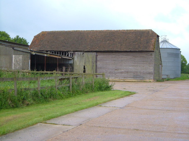 Barn at Vine Hall