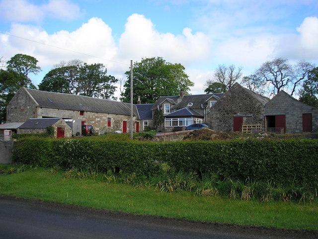 Laigh Langmuir Farm