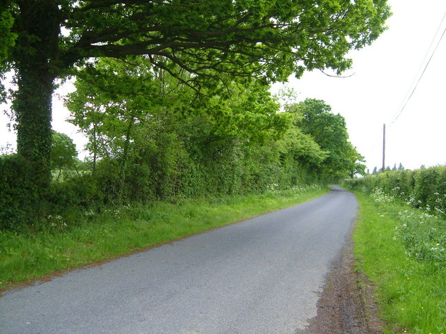 Lane near Biddenden