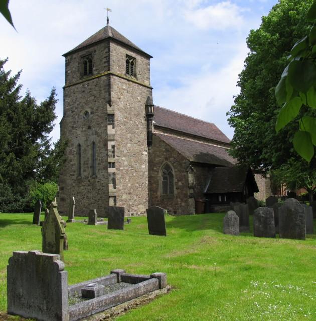 St Giles Barlestone