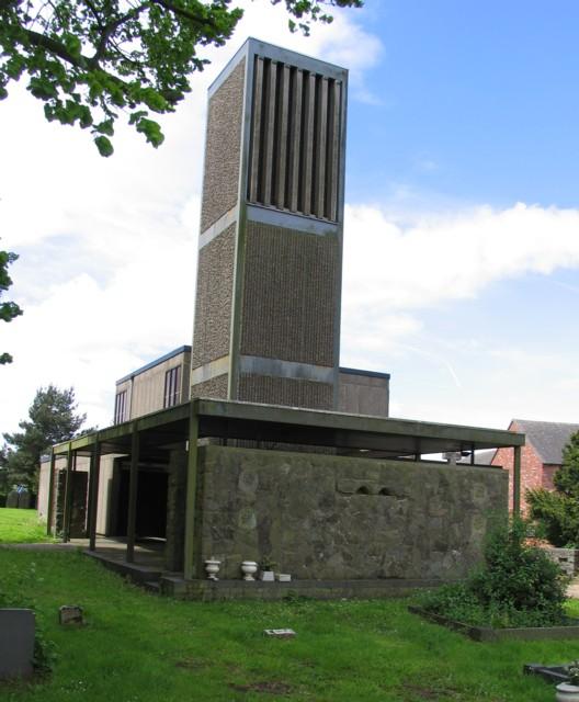 Holy Rood belltower