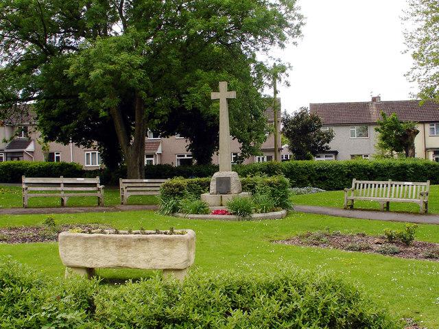 Mangotsfield War Memorial