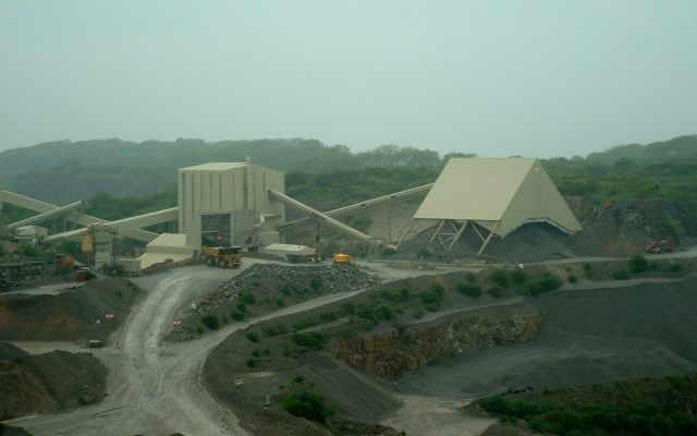 Cornelly Quarry