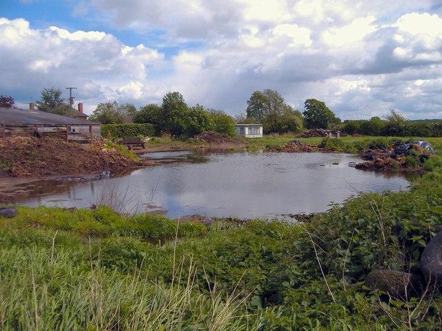 Whittaker's Green Farm, Hunsterson