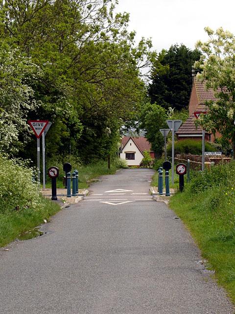 Emersons Green Lane
