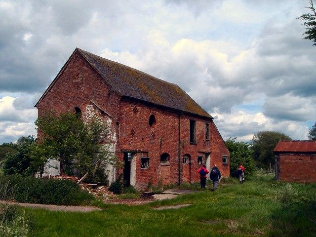 Barn at Woolfall Hall Farm