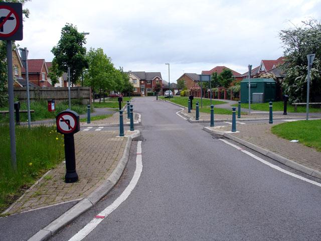 Guest Avenue Crossroads