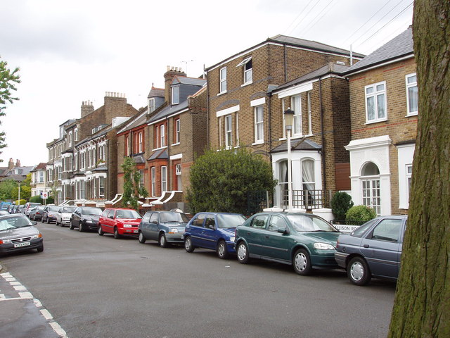 Allison Road, North Acton